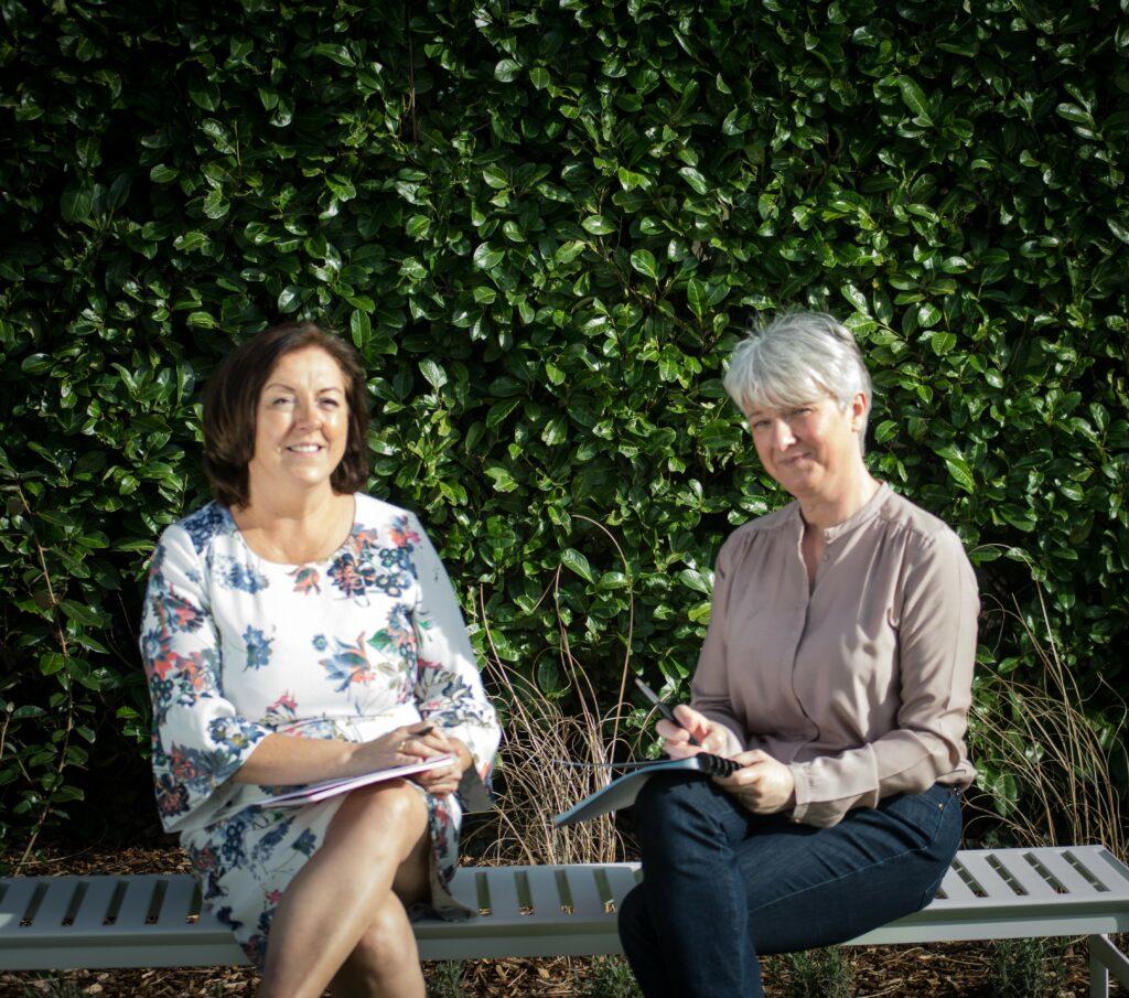 Paraat Logopedie teamwork door Ingrid Michaux en Ingrid Verreth